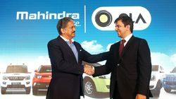 Mahindra Partners With OIa To Bring 40,000 Cars On Road In Two