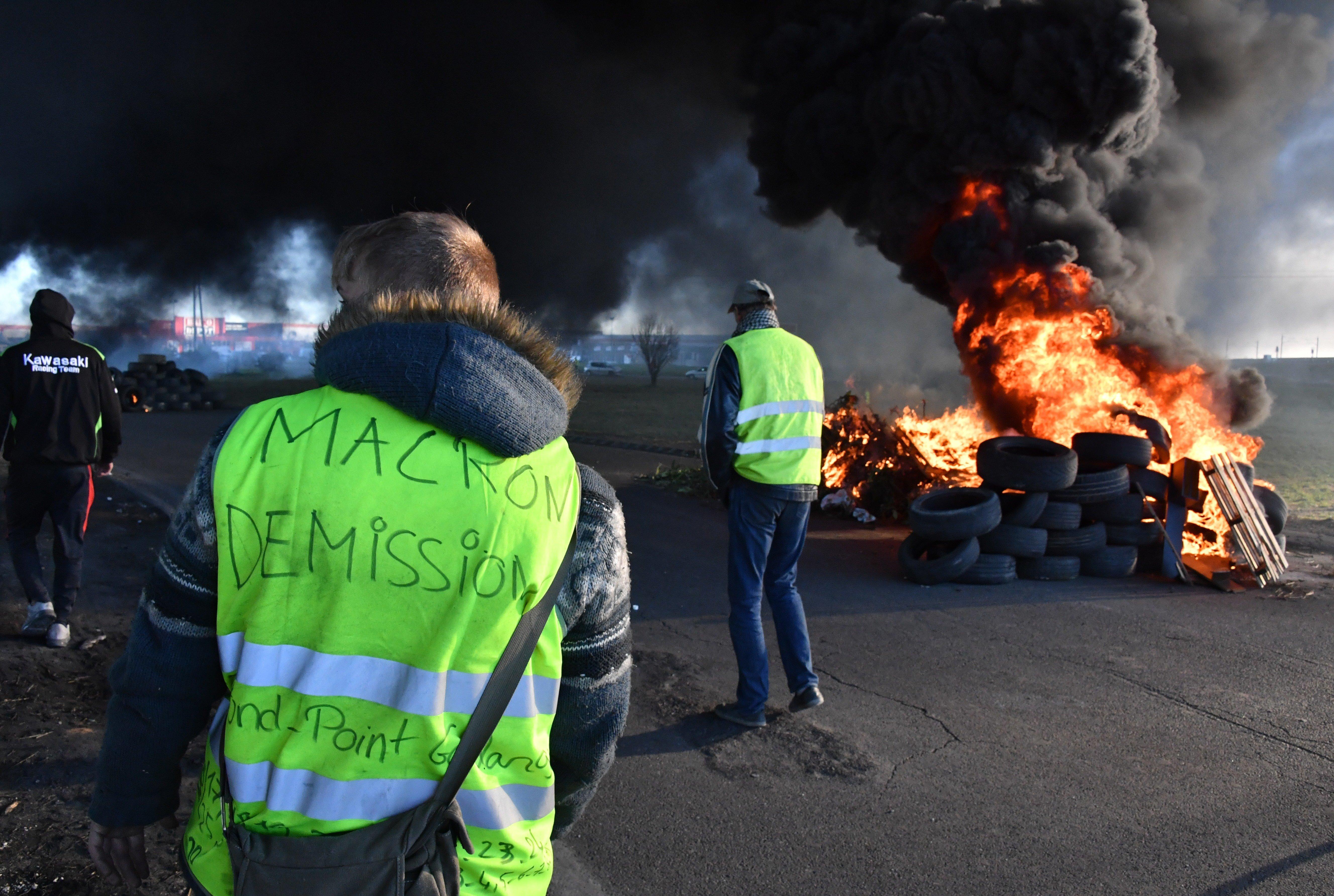 La France face à sa crise
