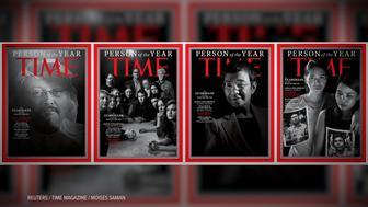 REUTERS/ TIME MAGAZINE/ MOISES SAMAN