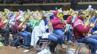 largest tuba ensemble