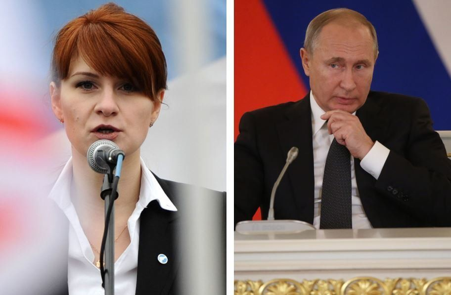 Ο Πούτιν απαρνείται την κοκκινομάλλα κατάσκοπο: Ποια είναι η
