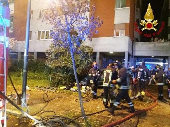 Un couple marocain meurt dans l'incendie d'un bâtiment dans le nord de
