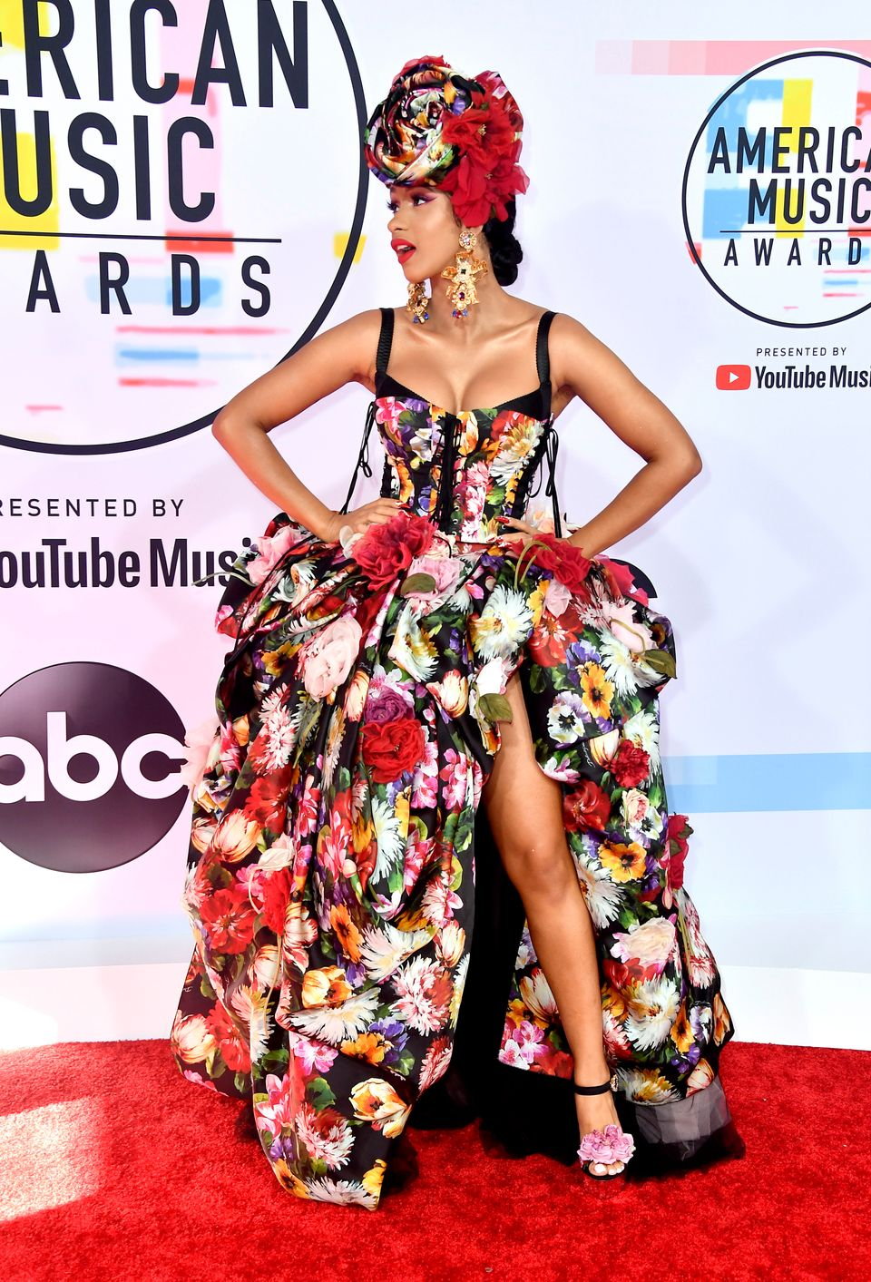 1d780a64570 The Most Stunning Celebrity Red Carpet Looks From 2018
