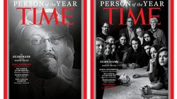 Time Magazine Honouring Journalists For 2018's Person Of The Year Sends A Stark Message Of Defiance To Donald