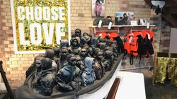 HUMANKIND: Buy A £2 Raffle Ticket And This Banksy Sculpture Could Be