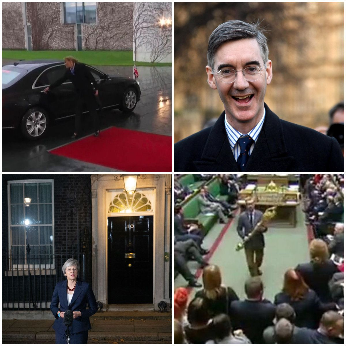 From Mace Theft To Getting Locked In A Car: Britain's Brexit Humiliation Goes On And