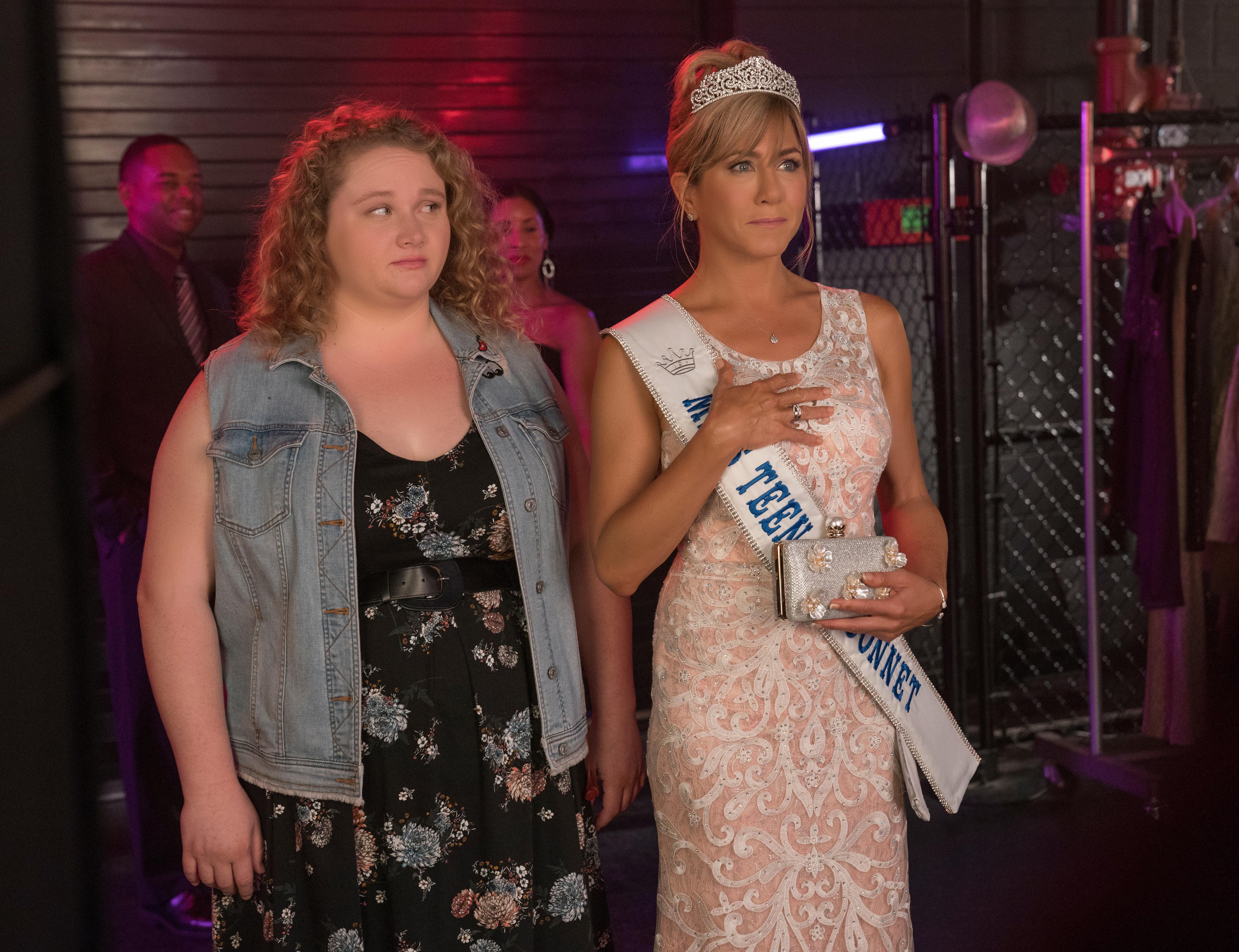 """Danielle Macdonald stars alongside Jennifer Aniston in Netflix's """"Dumplin'."""""""