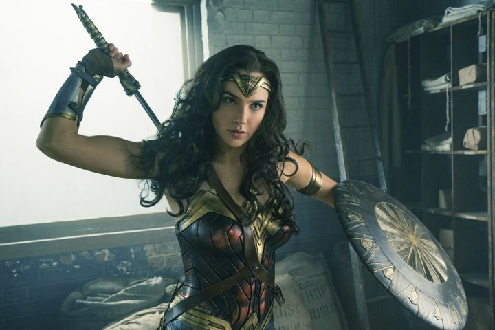 """""""Wonder Woman,"""" starring Gal Gadot, grossed$821.74 million at the global box office."""