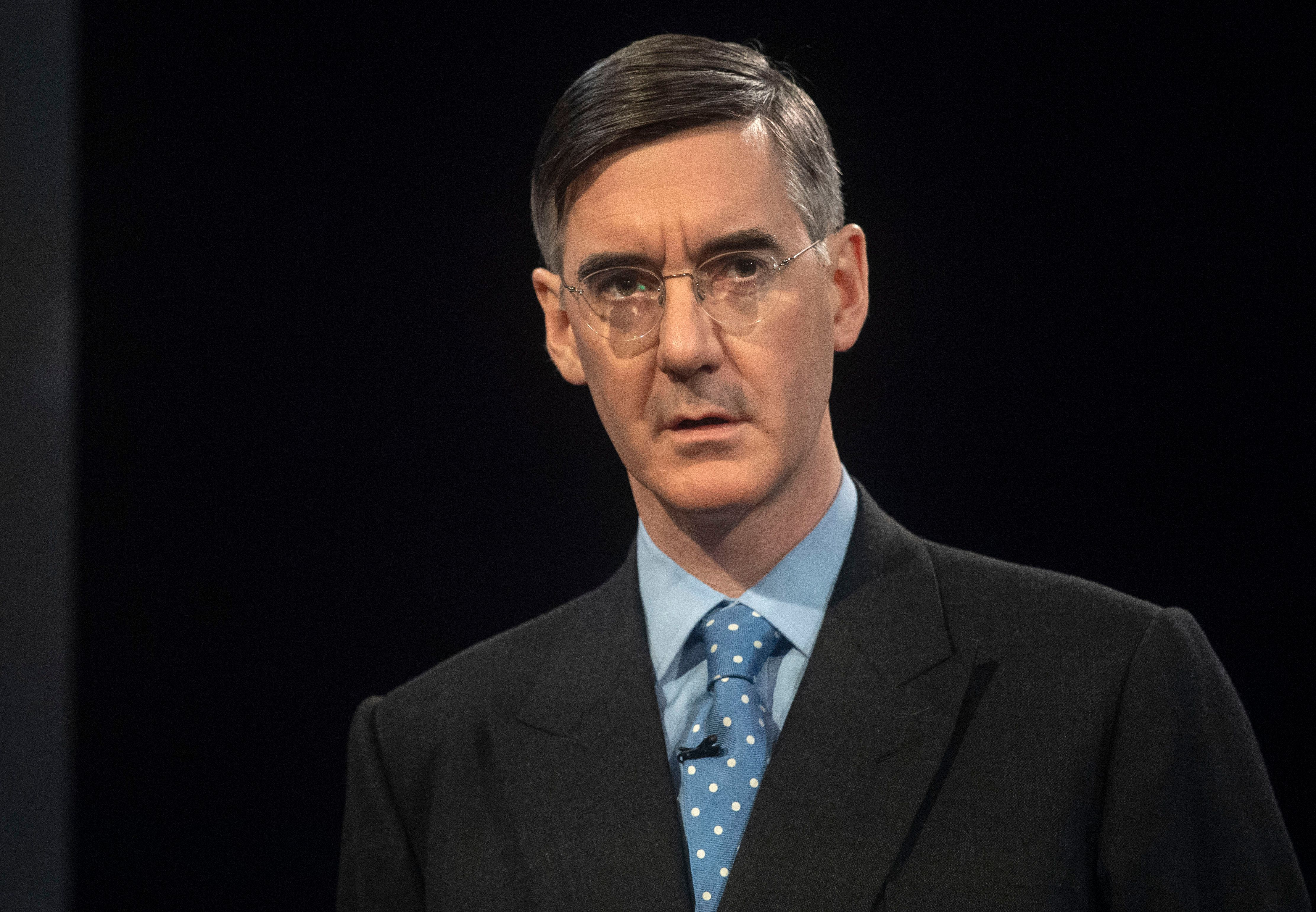 Jacob Rees-Mogg has called for a
