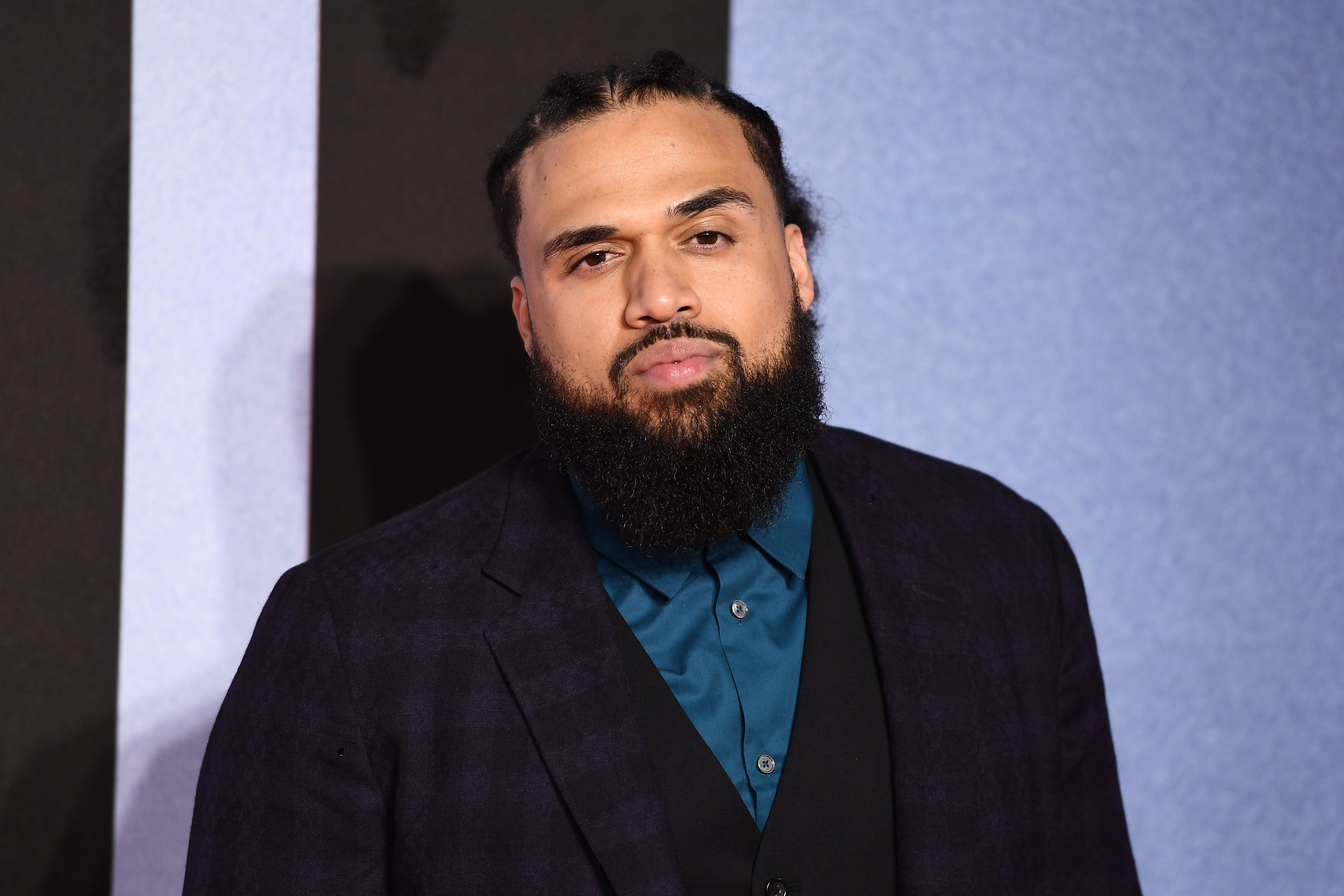 LONDON, ENGLAND - NOVEMBER 28: Steven Caple Jr. attends the European Premiere of 'Creed II' at BFI IMAX on November 28, 2018 in London, England. (Photo by Jeff Spicer/Getty Images)