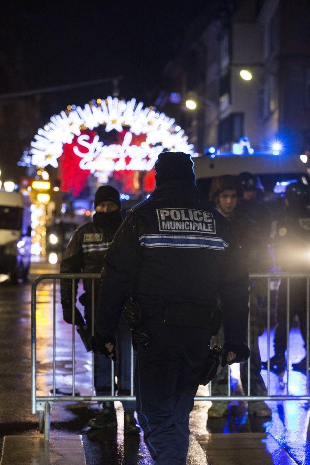 프랑스 스트라스부르에서 총격 테러가