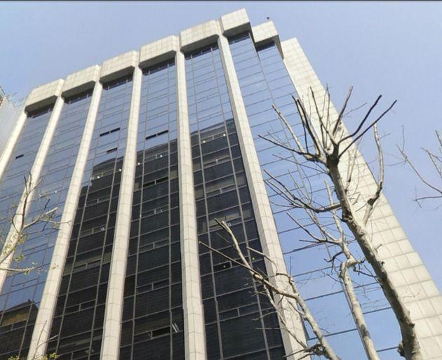 서울 강남 오피스텔 건물이 '붕괴위험' 진단을