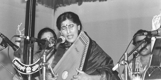 15 Extraordinary Performances By Kishori Amonkar That Bring Out Her Unique