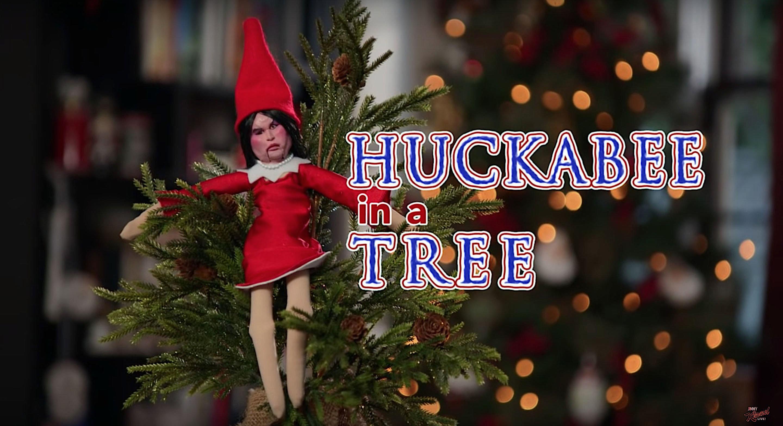 Jimmy Kimmel's answer to Elf on a Shelf.