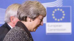 테레사 메이 영국 총리에 대한 불신임 투표가