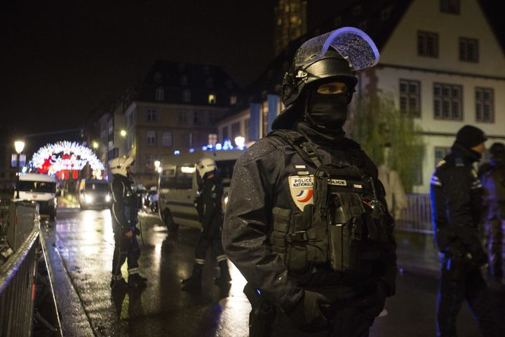 The attack revived memories of a new millennium terror plot targeting Strasbourg's Christmas market.