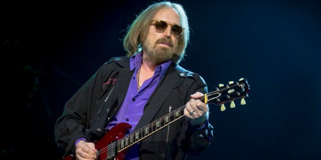 OTTAWA, ON - JULY 16: Tom Petty of Tom Petty And The Heartbreakers performs on Day 10 of the RBC Bluesfest...