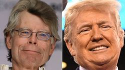 Stephen King Hits Trump's Foreign Policy Doctrine With A NSFW