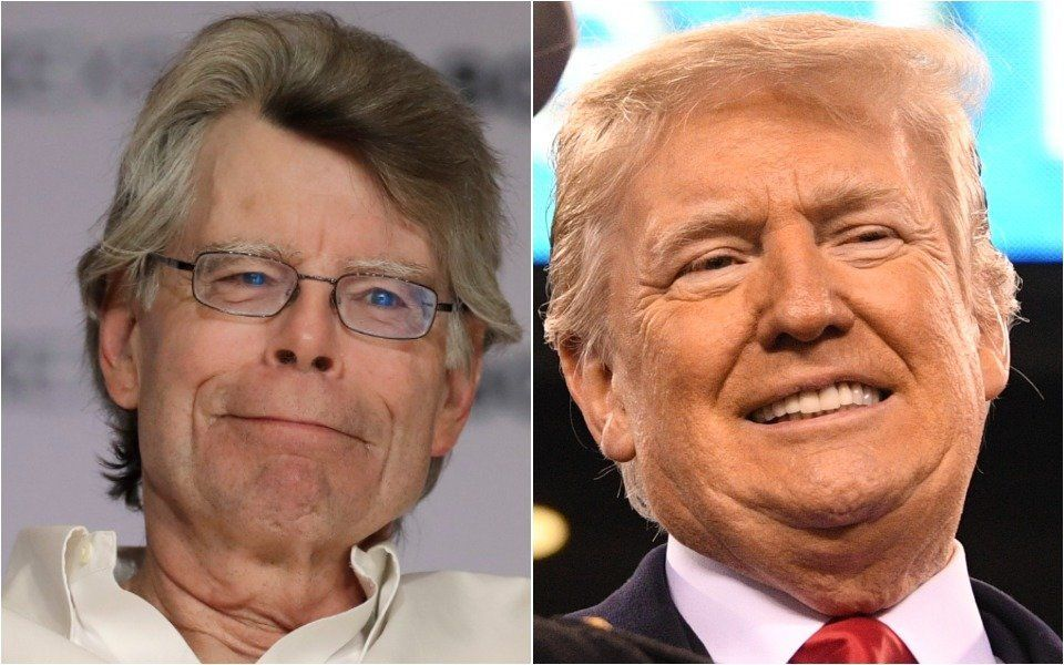 Stephen King, Donald Trump