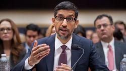 Ο επικεφαλής της Google εξηγεί στο Κογκρέσο γιατί όταν googlαρεις τη λέξη «ηλίθιος» εμφανίζεται ο Τραμπ