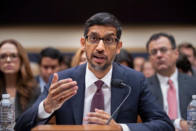 Κογκρέσο: Ο επικεφαλής της Google αρνείται τα περί πολιτικής μεροληψίας και λογοκριμένης μηχανής αναζήτησης...