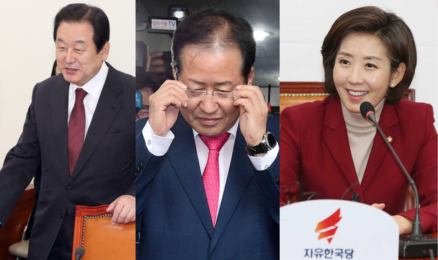 전원책이 한국당 앞날을 예측하며