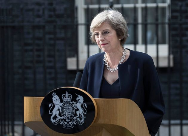 [속보] 테레사 메이 영국 총리에 대한 불신임 투표가