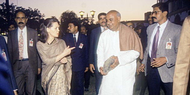 Karnataka Election: How Deve Gowda Learnt To Stop Worrying And Trust The Congress