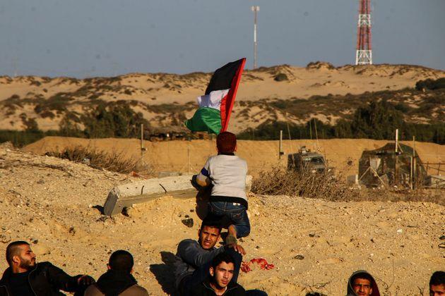 Gaza: Blessé par l'armée israélienne, un enfant palestinien de 4 ans succombe à ses