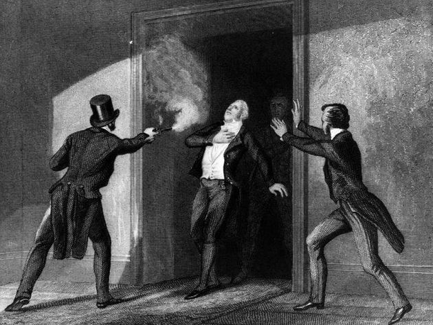 Spencer Perceval: The political assassination the world