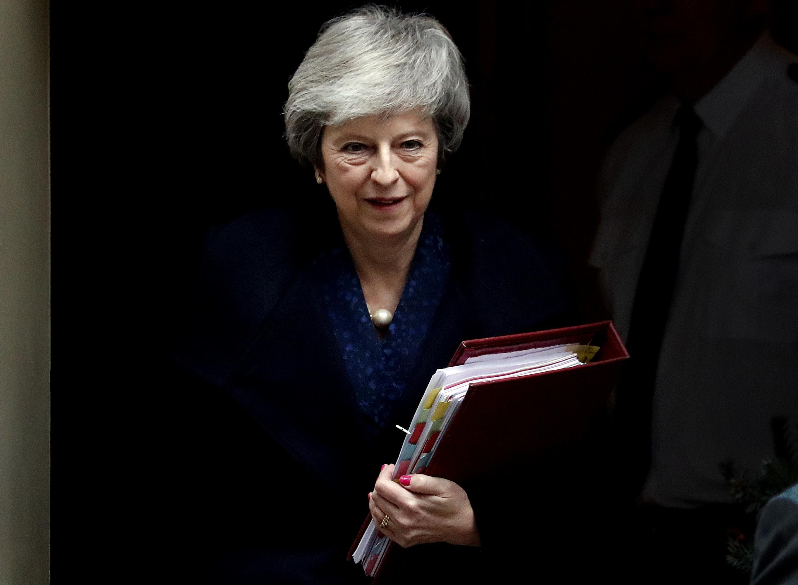 Brexit-Chaos: Welche Folgen das Misstrauensvotum gegen May haben