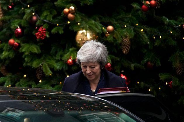 Theresa Mays gesamte Amtszeit ist eine Krise – und genau das macht sie stark.