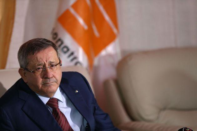 Le PDG de Sonatrach Abdelmoumen Ould Kaddour - Photo