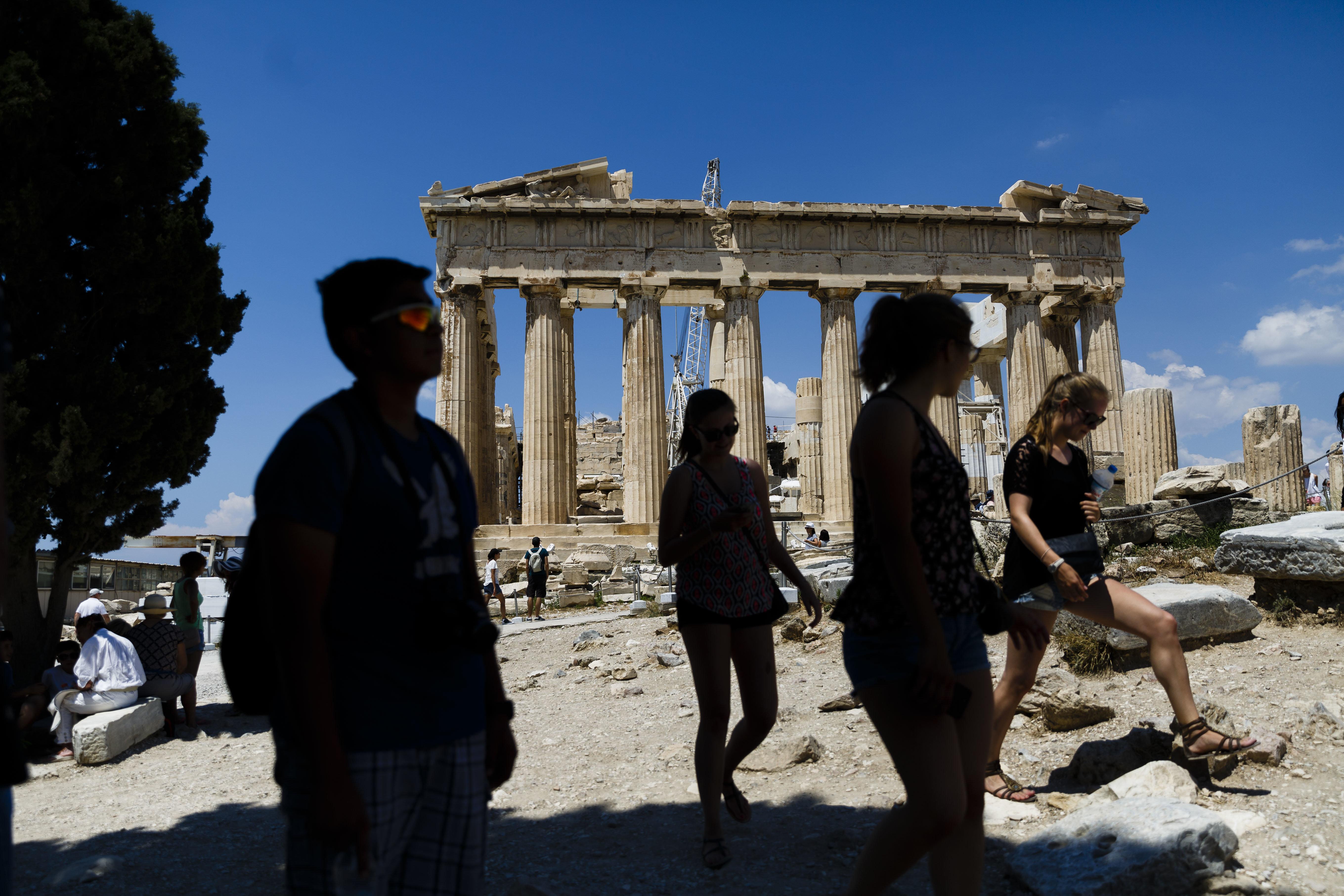 Ποιος ο ρόλος της αρχαίας πολιτιστικής κληρονομιάς μας: Συζήτηση στο Νέο Μουσείο