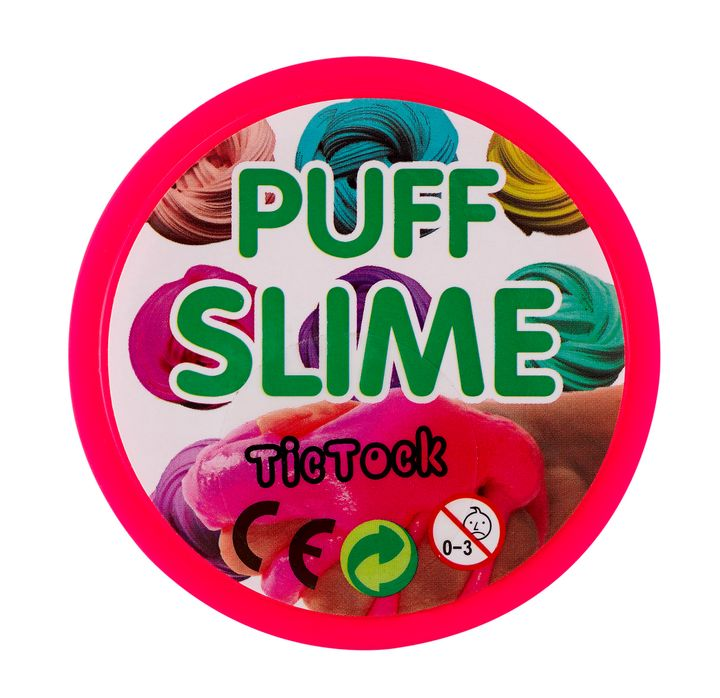 A slime that failed the EU safety standard limit for boron in toys.