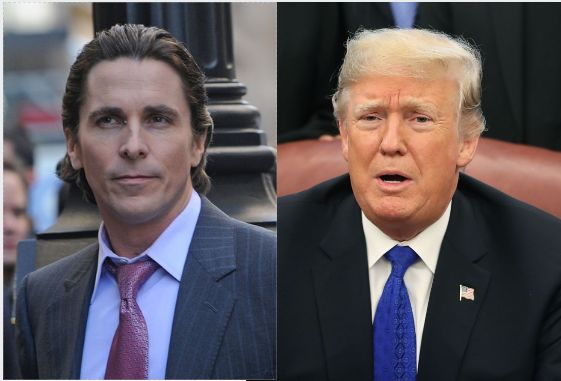 Christian Bale Says Trump Thought He Was Actually Bruce