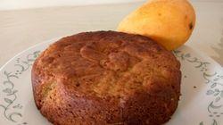 RECIPE: Eggless, Whole-Wheat Mango Cake For A Healthy(Ish)