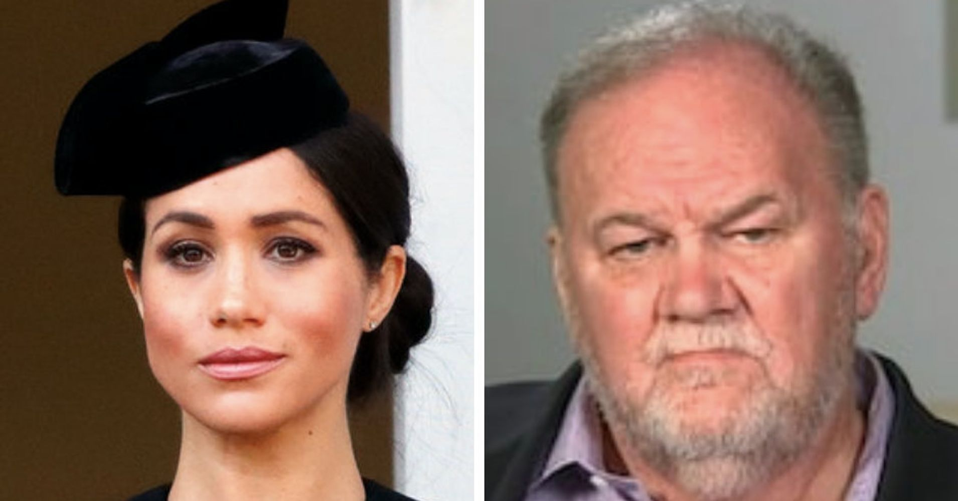 Thomas Markle Shares Private Letter Allegedly Written By Meghan Markle thumbnail