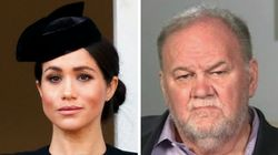 Thomas Markle Defends Releasing Meghan Markle's Private