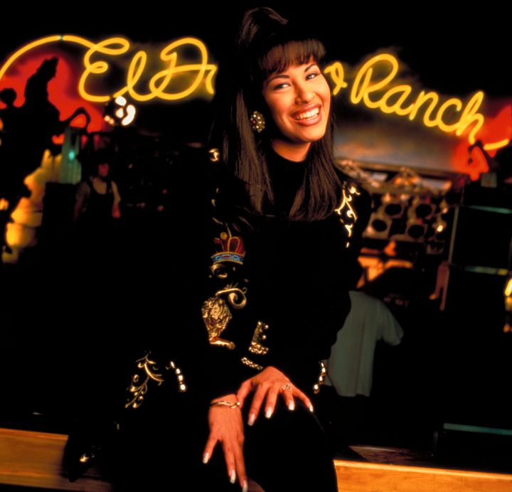 Selena, a singer and fashion designer, was killed at age 23.