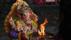 Why An Ad Offering Meat To The Hindu God Ganesha Is