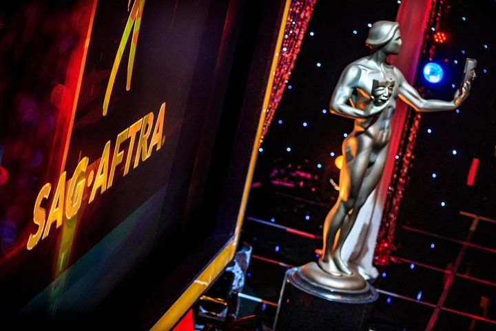 The  Screen Actors Guild Awards will air at 8 p.m. Eastern time/5 p.m. Pacific time on Jan. 27.