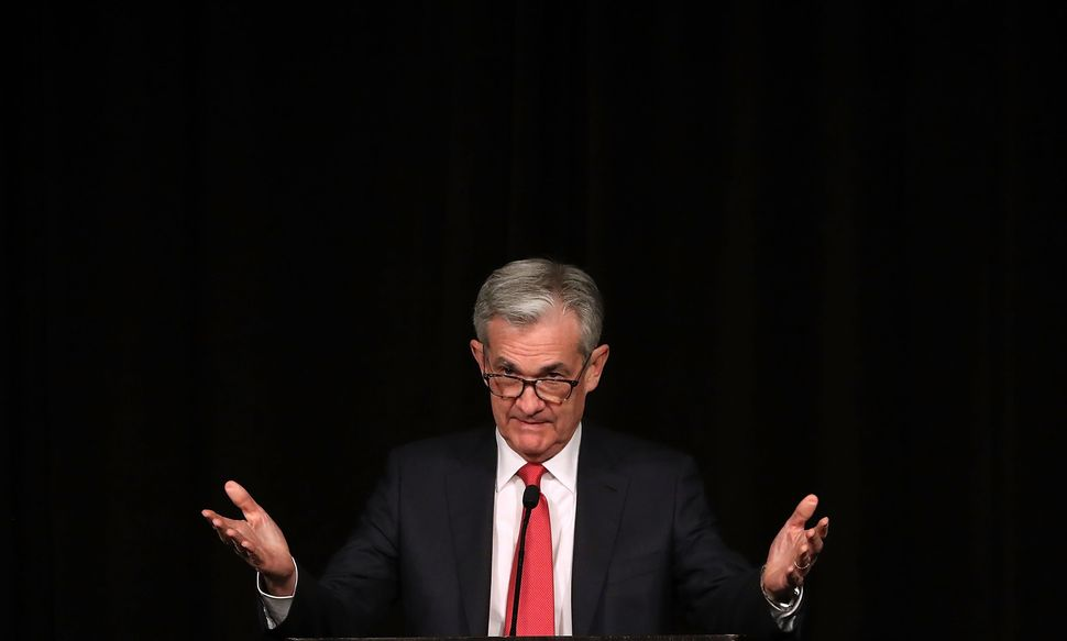 Federal Reserve Board Chairman Jerome Powell in Washington, D.C., Dec. 6. The Fedhas been signaling for years that it w