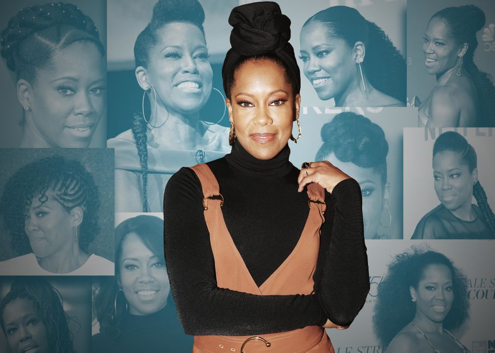 """Regina King won a New York Film Critics Circle award for her performance in """"If Beale Street Could Talk."""""""