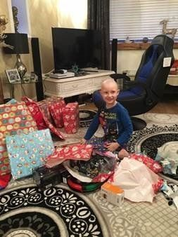 We Never Take Christmas For Granted Now My Son Has Been Through Cancer