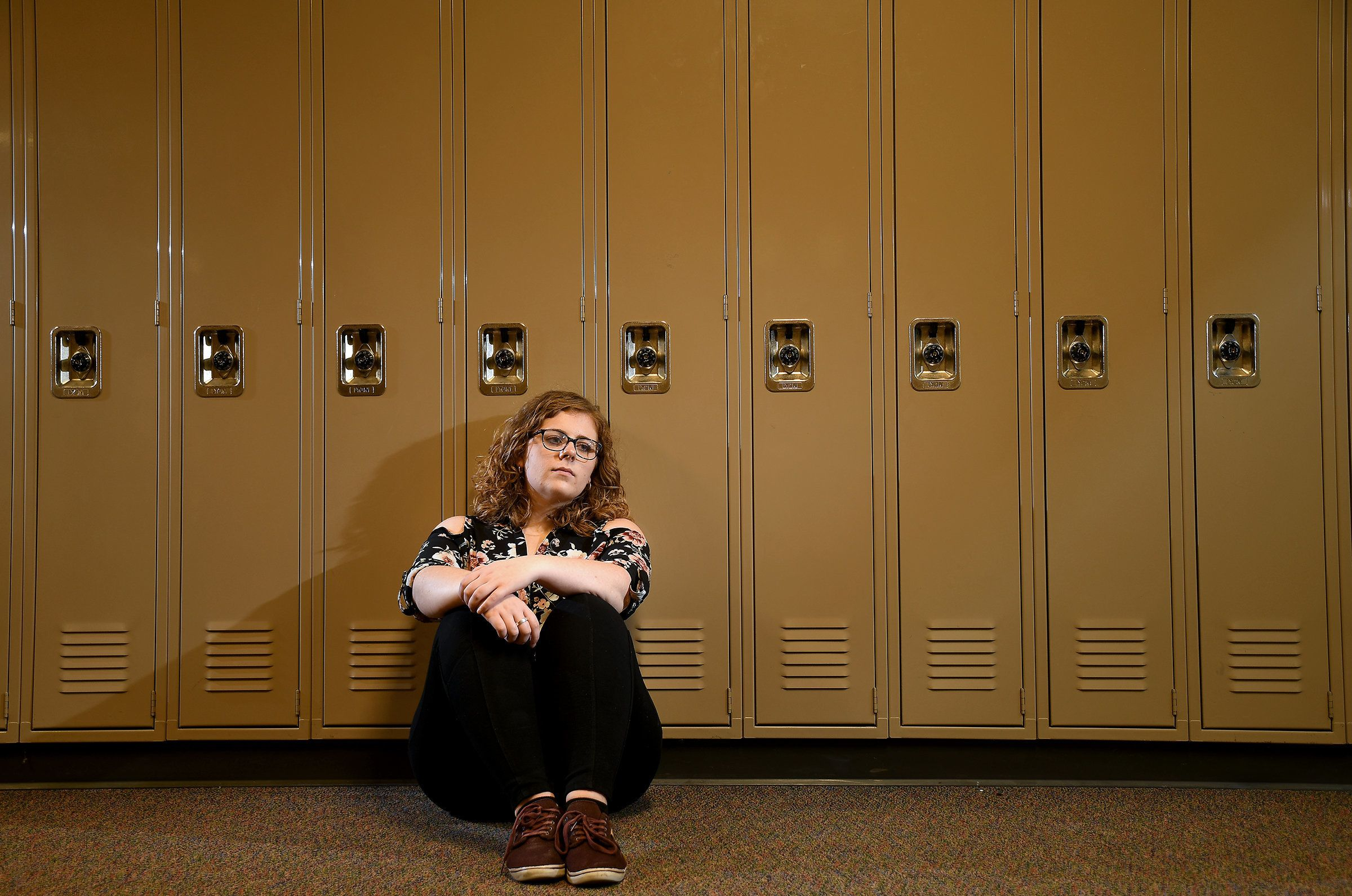 """Bella Price lost a close friend, Josh Hoston, just before the start of their freshman year at Spring Hill High School. Bella became part of the """"teen council,"""" a group of students from six school districts trying to define steps that let young people know there are options – better options – than suicide. They've got a media campaign dubbed #zeroreasonswhy to change perceptions and behaviors associated with suicide."""