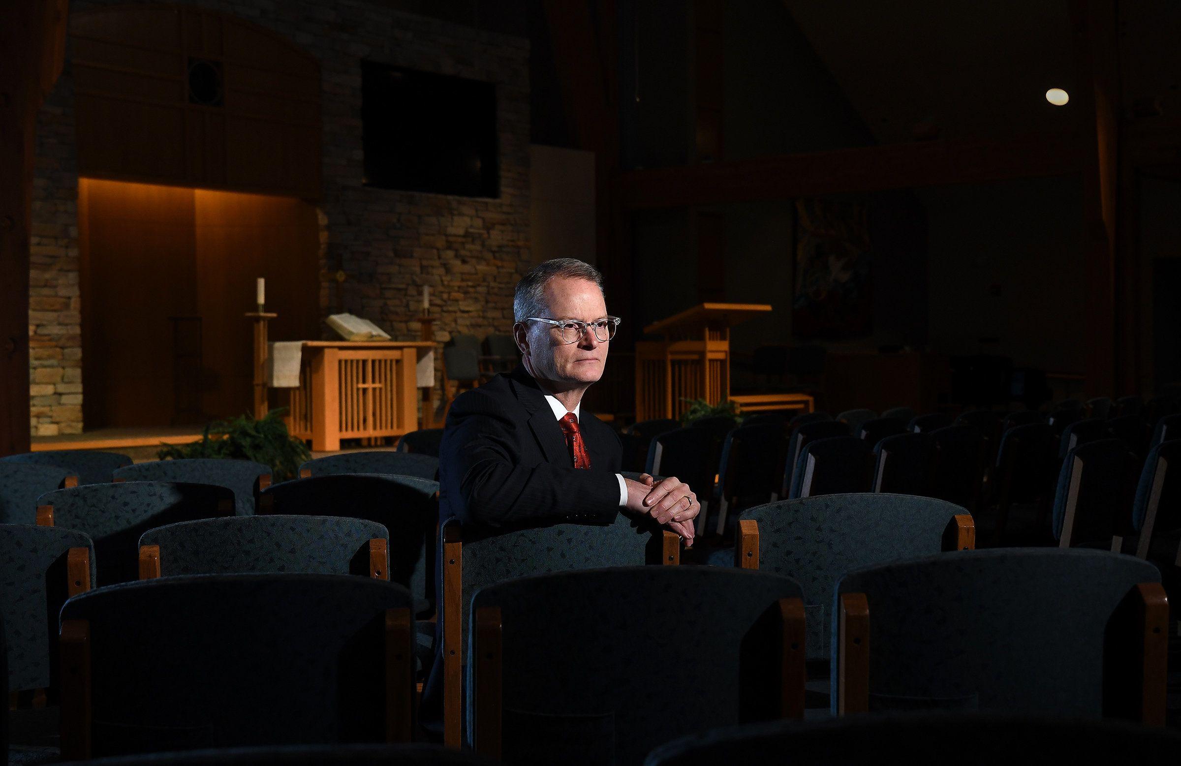Adam Hamilton is pastor of United Methodist Church of the Resurrection in the Johnson County suburb of Leawood. Hamilton says