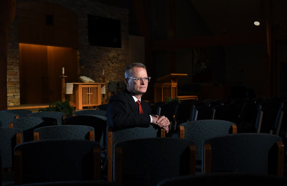 Adam Hamilton is pastor of United Methodist Church of the Resurrection in the Johnson County suburb of...