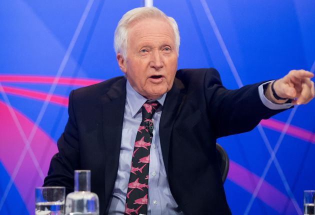 David Dimbleby has been a familiar face to viewers of 'Question