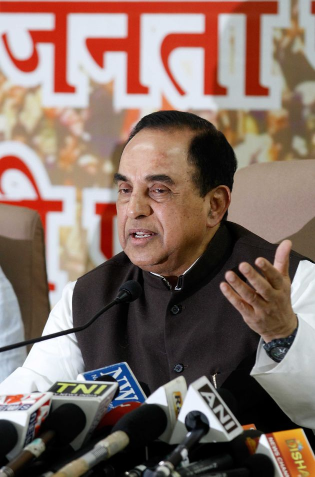 Swamy Was Silly On Rajan But He Has A Point On Arvind